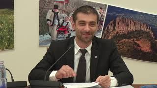 Sedinta ordinara a Consiliului Judetean Maramures din 25.10.2018