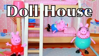 Play-doh Dollhouse Peppa Pig Kidkraft Frozen Disney Princess Mlp Lps Shopkins Barbie Toys Review
