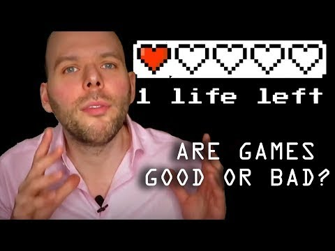 Are Games Good For You? | The Positive Impact of Gaming (5 Positives)