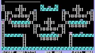 DOS Game: Lode Runner