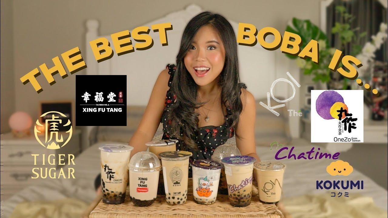 Marudesign Research Boba Bubble Tea