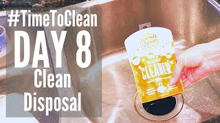 DAY 8 CLEANING SCHEDULE // #TIMETOCLEAN CHALLENGE // SPEED CLEANING ROUTINE