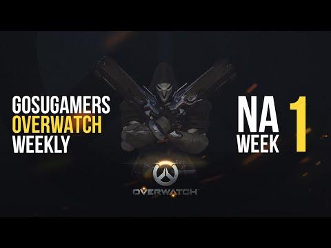 1SHOT vs F.R - GG OW Weekly NA 1 - G2