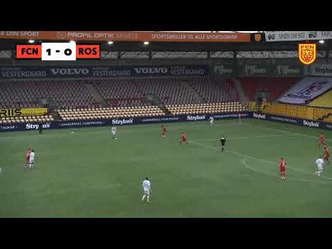 Nordsjaelland Roskilde Goals And Highlights
