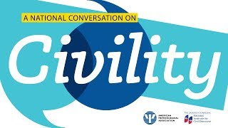 A National Conversation on Civility - Live from George Washington University