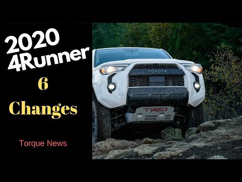 Next-Gen 2022 Toyota 4Runner Coming and Enthusiasts Offer