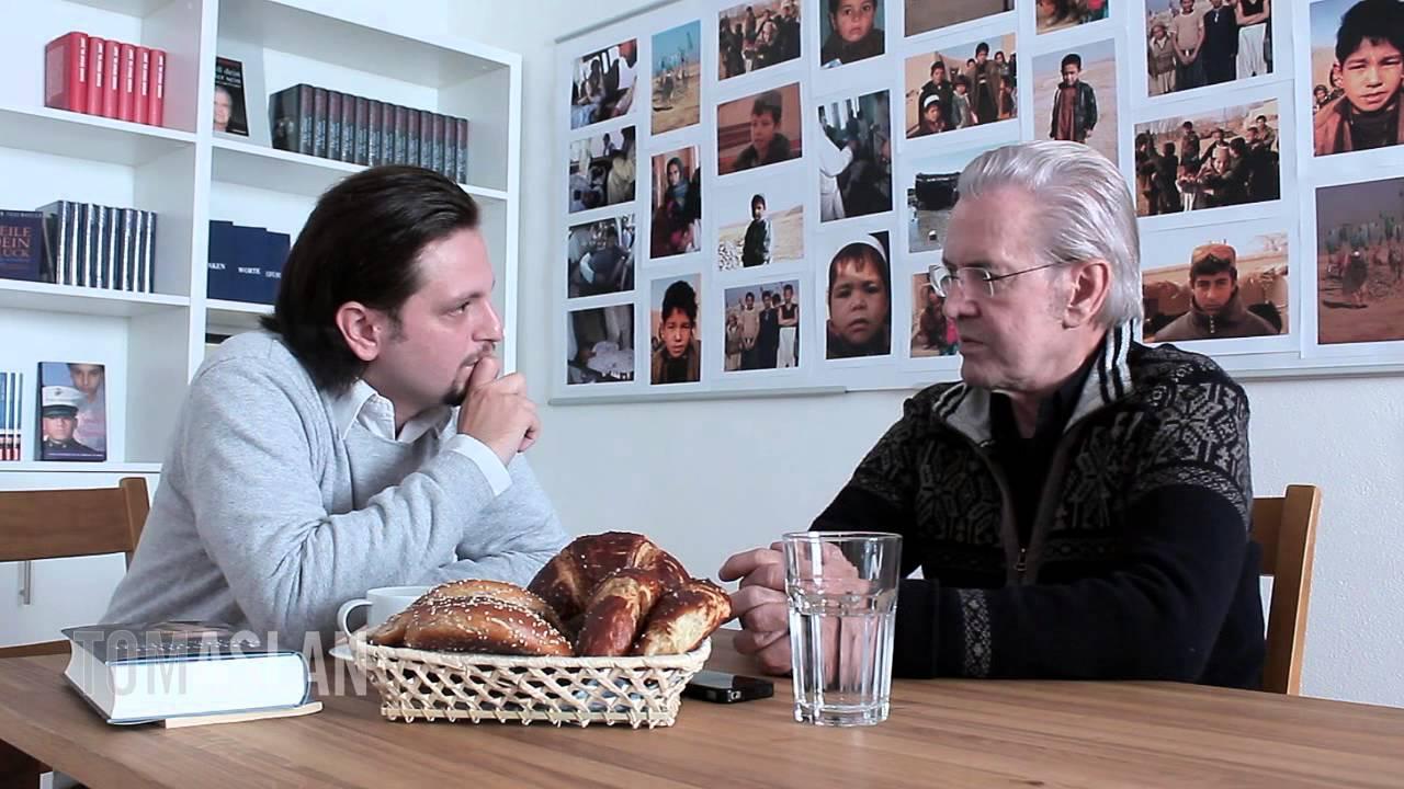 jrgen todenhfer du sollst nicht tten interview - Jurgen Todenhofer Lebenslauf