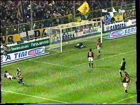 Download Serie A 2002/2003: Parma vs AC Milan 1-0 - 2003.04.05 -