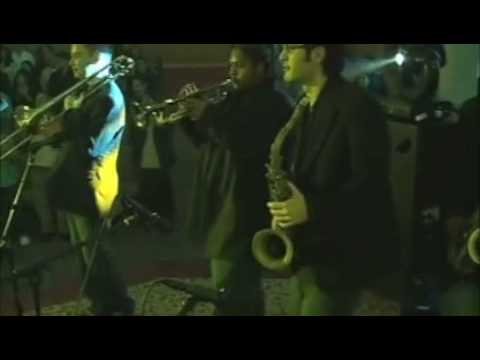 "ALABANZA 2007 LIVE RECORDING ""TRAILER""  - JOEL SMITH (MUSIC DIR.)"