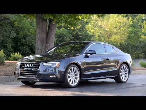 2015 Audi A5 2.0T Coupe (6MT) - WR TV Walkaround