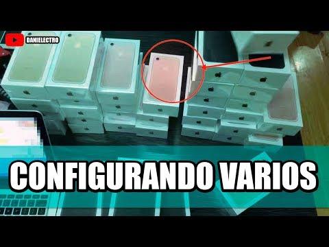 CONFIGURANDO UN LOTE DE IPHONES CON R-SIM | GEVEY | HEICARD | ONESIM |