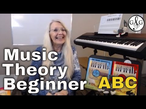 Teaching music patterns & direction - Ultimate Music Theory - Beginner A Lesson 1
