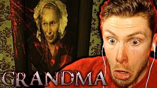JUMPSCARE-A-PALOOZA!! | Grandma - Indie Horror Game