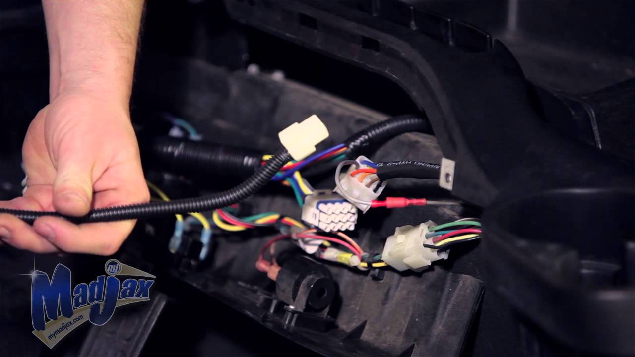 Voltage Reducer Harness for Precedent® | How to Install