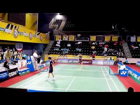 Chen Long vs Jan O Jorgensen BEST Match 3/3 | BWF Yonex Badminton India Open 2014 MS,QF | Nice Angle from YouTube · Duration:  21 minutes 9 seconds