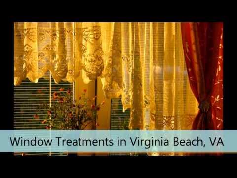 Window Treatments Virginia Beach VA My Blind Spot