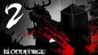 Bloodforge Walkthrough - Part 2 (XBLA) Gameplay