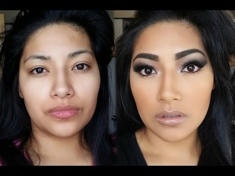 HOW I Contour & Highlight + Elf High Definition Powder Corrective ...