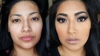 HOW I Contour & Highlight + Elf High Definition Powder Corrective Yellow First Impressions + Demo