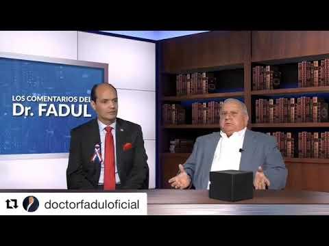 Trancion a. La patria en republica dominicana de parte de su presidente