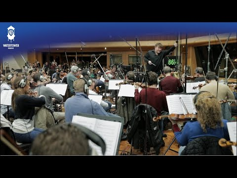 SHAZAM - Making The Score - Benjamin Wallfisch