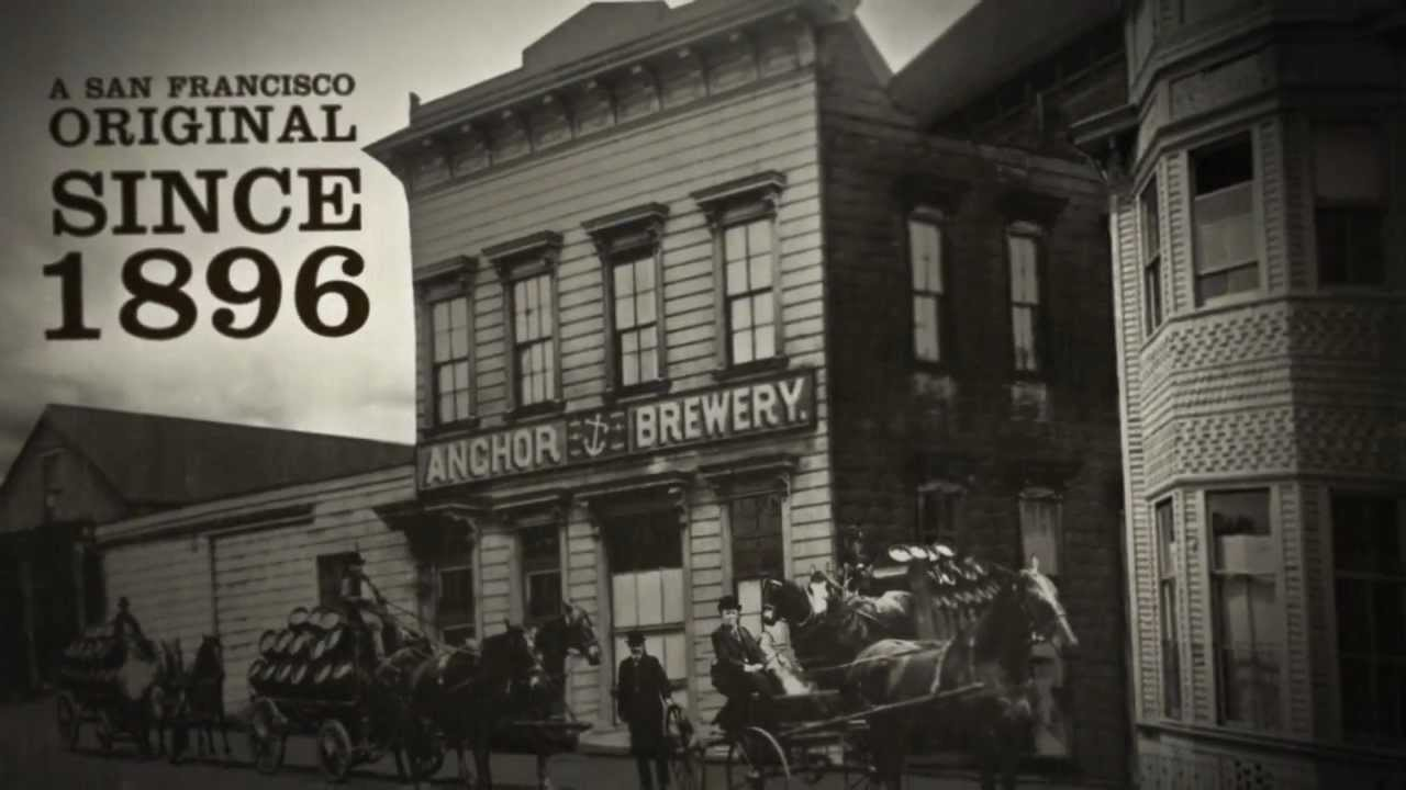 Anchor Brewing Company Video