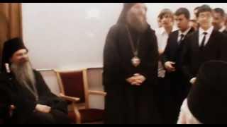 Владика Андреј - Анегдота о патријарху Павлу