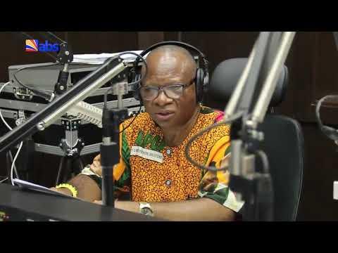 ANSIPPA MD JOE-BILLY EKWUNIFE ON ABS 88.5FM SCORECARD