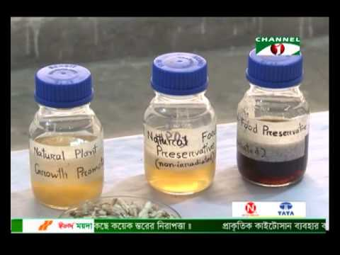 SAKILA JESMIN- Irradiated Chitosan as Natural Food Preservative