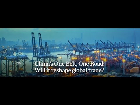 C P E C - One Belt One Road- China's Master plan!  --- SUBSCRIBE !