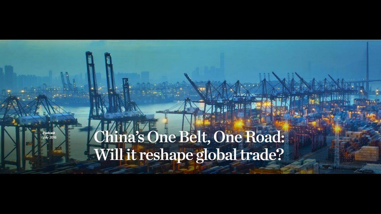 C P E C - One Belt One Road- China's Master plan ...