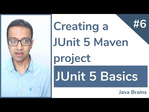 junit-5-basics-6---creating-a-new-junit-5-maven-project