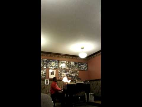 All the things you are.   Piano solo by ed chilung