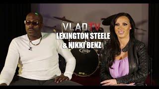 Lex Steele & Nikki Benz: Kim K.