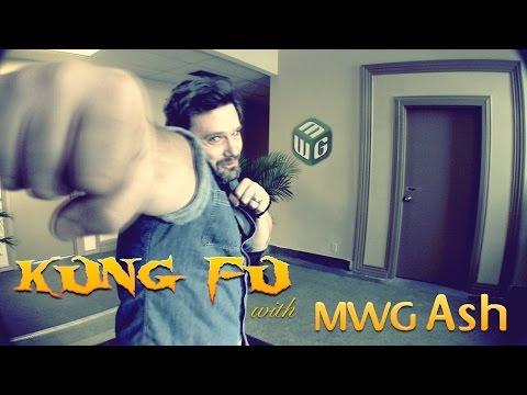 Kung Fu with MWG Ash
