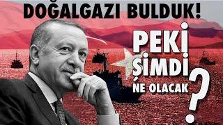 KARADENİZ'DE BULUNAN DOĞALGAZIN PERDE ARKASI!