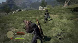 Dragons Dogma: Random WTF you can do in this game to have fun