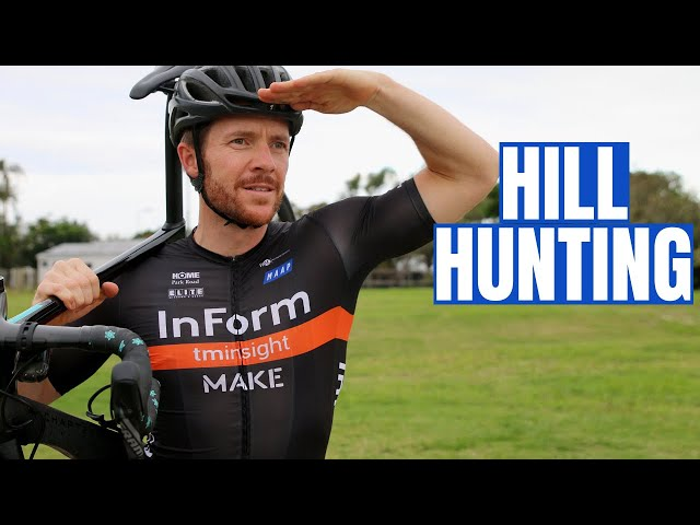 Strengthen Your Cycling (with Hill Hunting)
