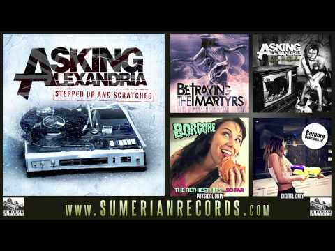 asking alexandria a lesson never learned sol invicto remix