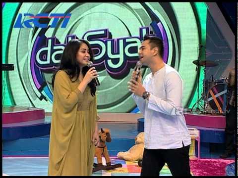 "Nagita Slavina & Raffi Ahmad ""Kangen"" - dahSyat 19 July 2014"