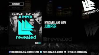 hardwell and ww jumper out now