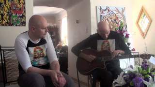Space Oddity(David Bowie)-  Jimmy Flemion and Billy Corgan