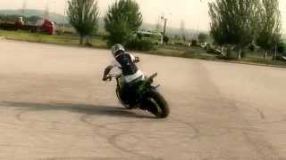 TURKISH STUNT DRİFT motosiklet dublör