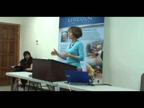 LUCE Paula J. Carter Center on Minority Health and Aging S3 2013 Lisa Finley