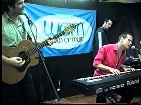 Hothouse Flowers - Don´t go - live acoustic record store gig Karlsruhe 1999 - Underground Live TV