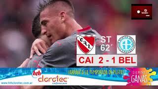 #MuyCAIRadio - Relato gol Braian Romero vs. Belgrano