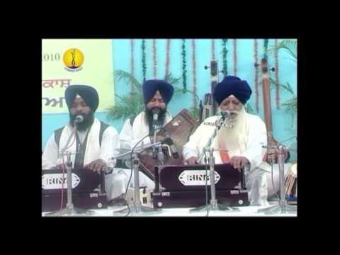 Jawaddi Taksal : Adutti Gurmat Sangeet Samellan 2010 : Raag Aheeri  Bhai Balbir Singh Ji