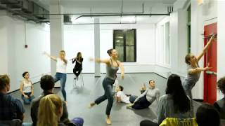 Open Dance Ensemble - Breaking Open 2019