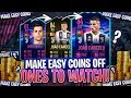 MAKE EASY/SAFE COINS WITH ONES TO WATCH CARDS! FIFA 19 Ultimate Team