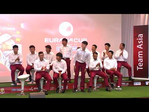 2018 EurAsia Cup presented by DRB-HICOM - Opening ceremony